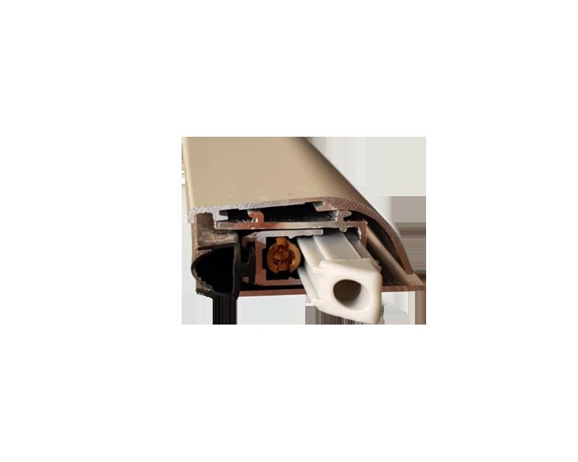 Prag mobil ușă metalică exterior - 930 mm